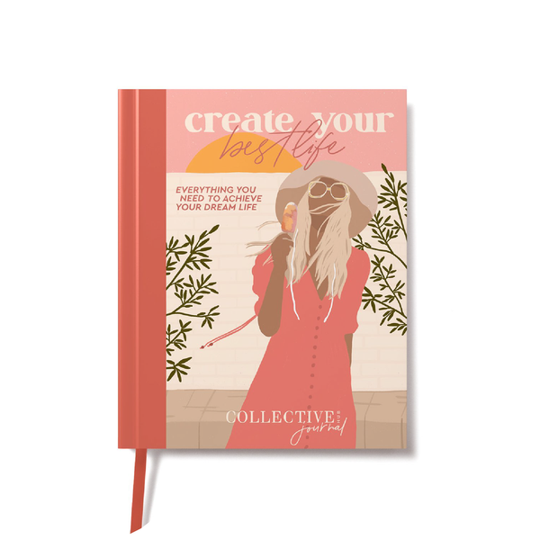 Collective Hub | Create Your Best Life Journal