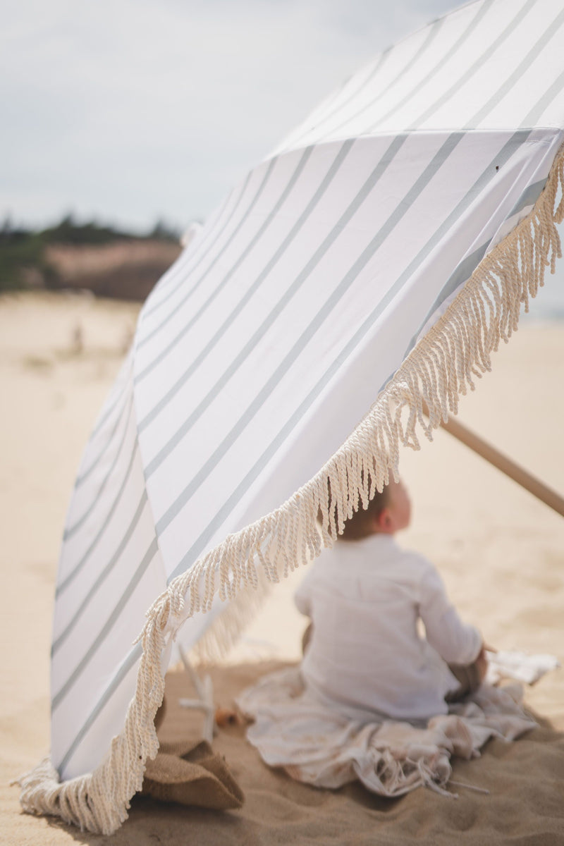 Land + Sand | Beach Umbrella - Coastlines