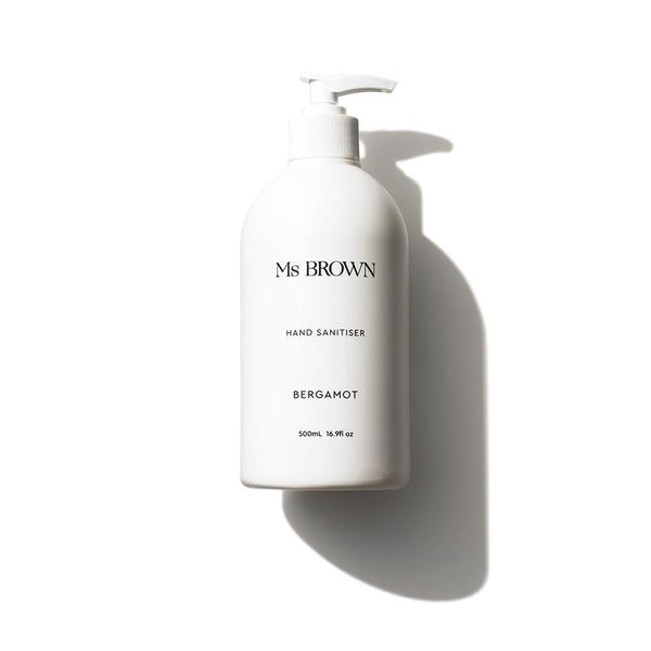 MS BROWN | BERGAMOT HAND SANITISER