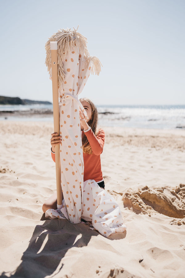 Land + Sand | Beach Umbrella - Savannah