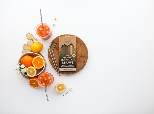 Caliwoods | Reusable Drinking Straws