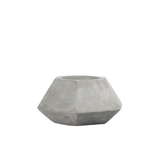 Tealight Cement Hexagon