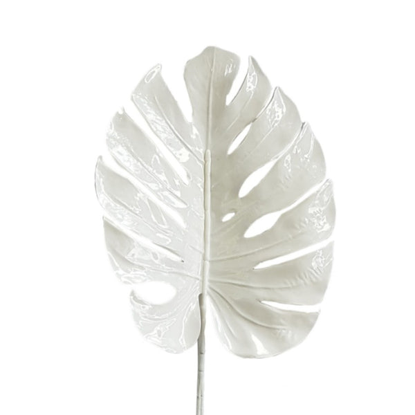 White Split Philo Leaf