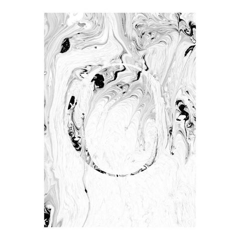 MARBLE O CONTEMPORARY WALL ART