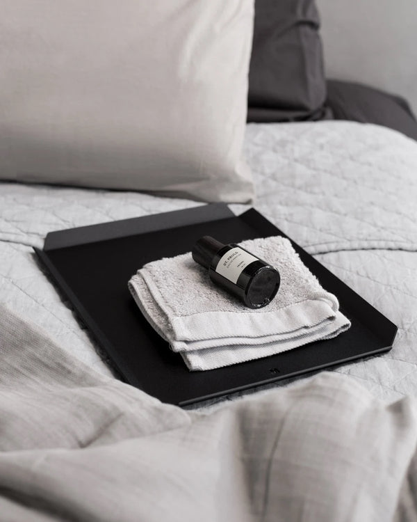 Made of Tomorrow | FOLD Tray ∙ Black (Large)