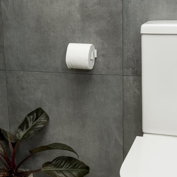 Made of Tomorrow | FOLD Toilet Roll Holder ∙ White