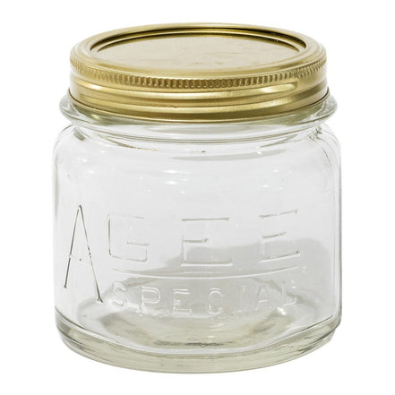 AGEE SPECIAL PRESERVING JAR LARGE 500ML
