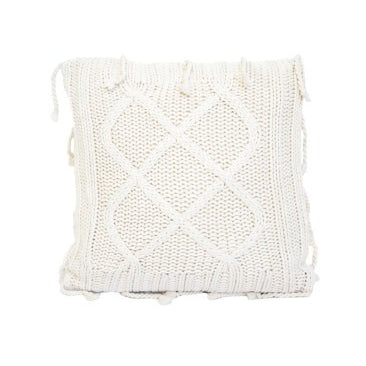 NABHI CUSHION - WHITE
