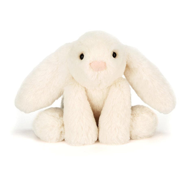 Jellycat Smudge Cream Bunny Tiny