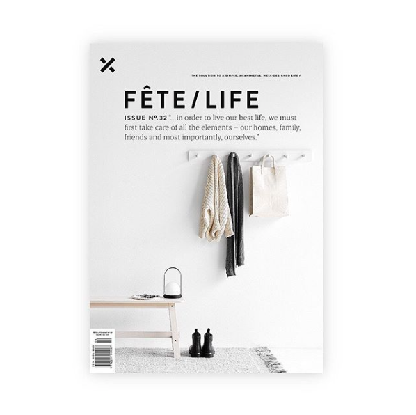 FETE / LIFE ISSUE NO.32