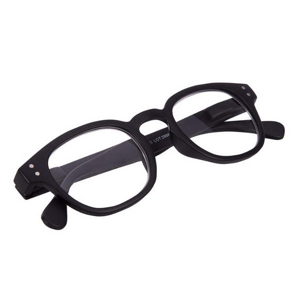 Blue Light Filter Glasses - Black