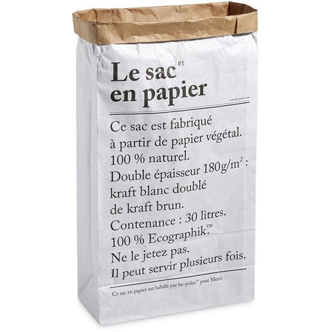 Le Sac En Papier (The Paper Bag)