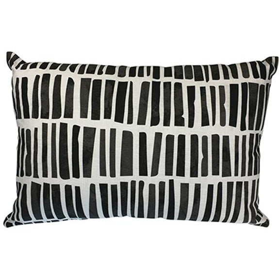 Hunter Cushion - Grey Painted - Rectangle