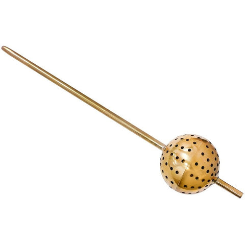 Stem Tea Strainer - Brass