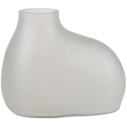 Bulb Vase Rounded - Frost