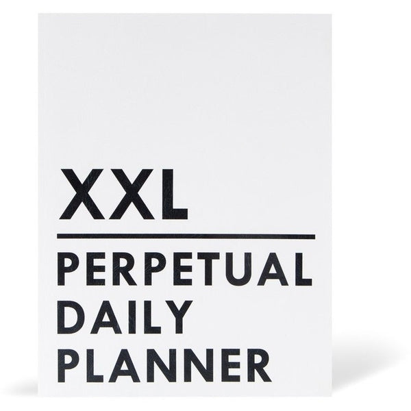 XXL PERPETUAL DAILY PLANNER