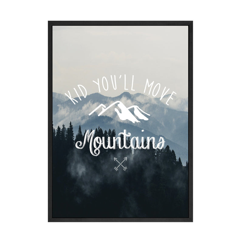 PAPIER HQ | MOVE MOUNTAINS PRINT