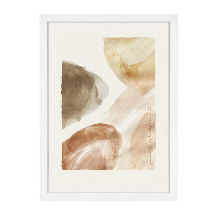 WATERCOLOUR PRINT RUST