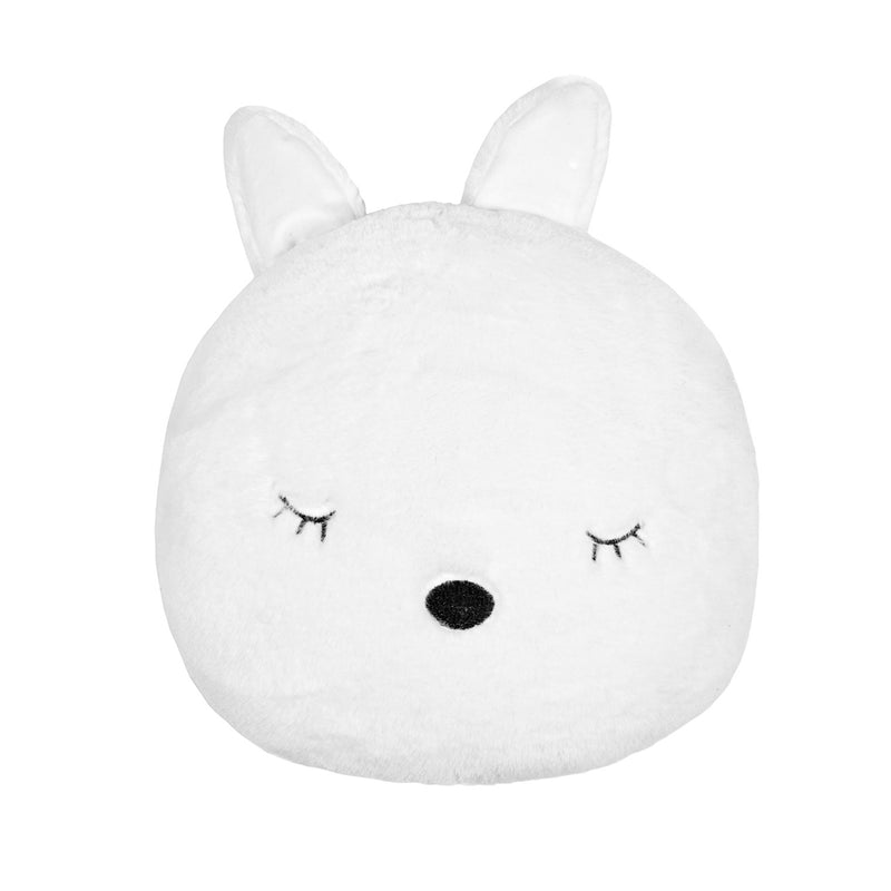 SLEEPY MOUSE WHITE KIDS CUSHION 30X36CM