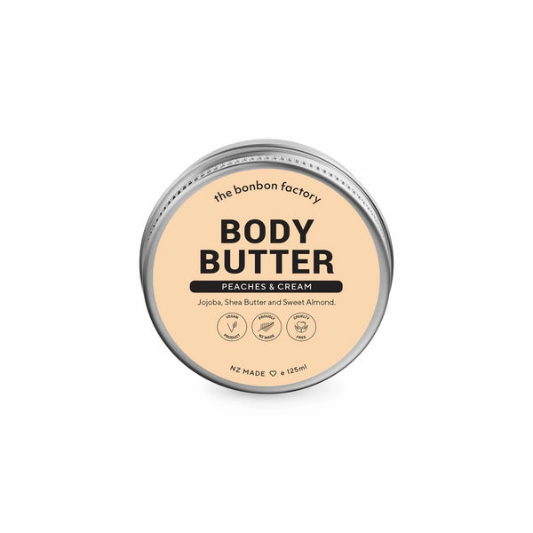 PEACHES AND CREAM BODY BUTTER