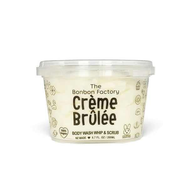CREME BRULEE | BODY WASH WHIP