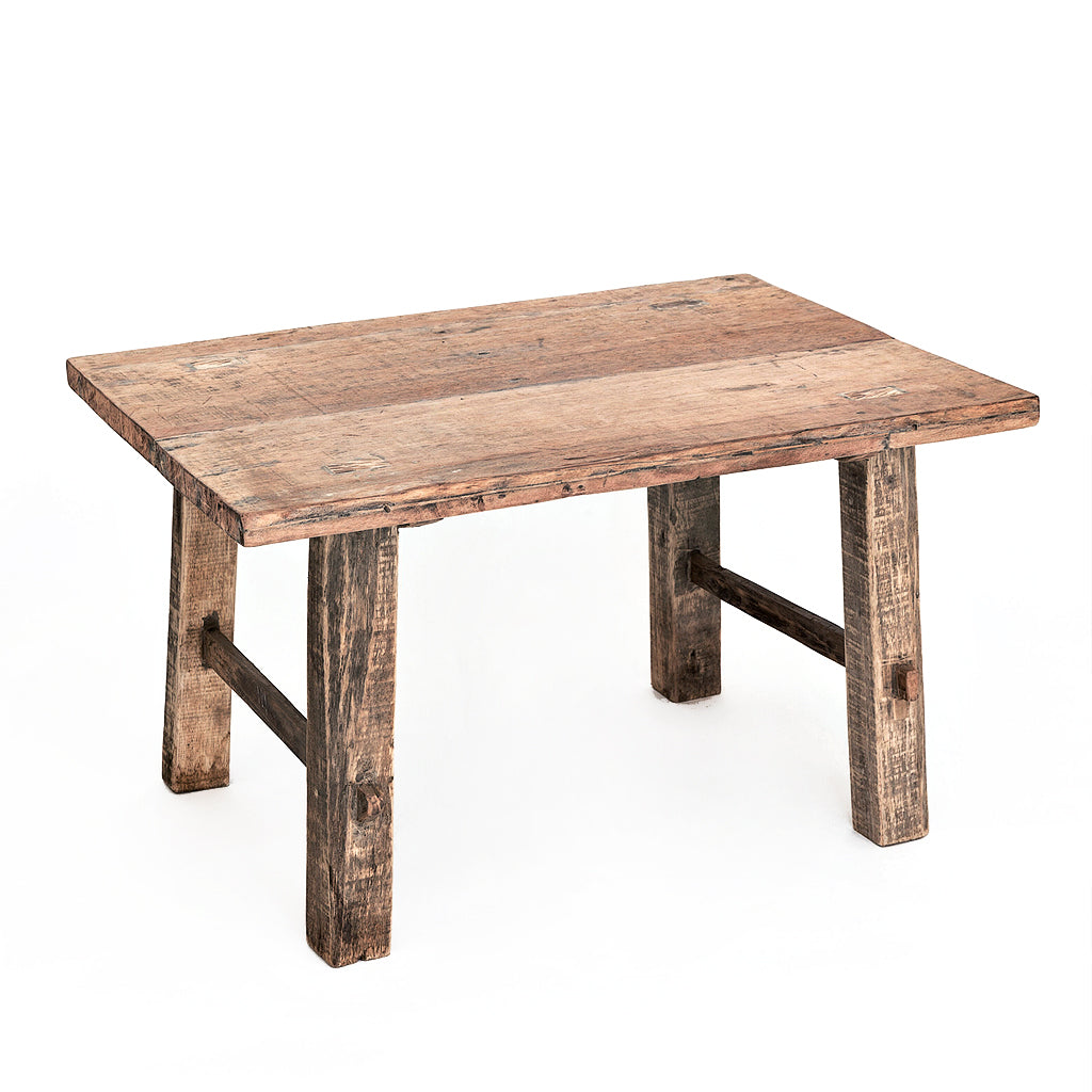 Picture of: Teak Coffee Table Natural Flux Boutique