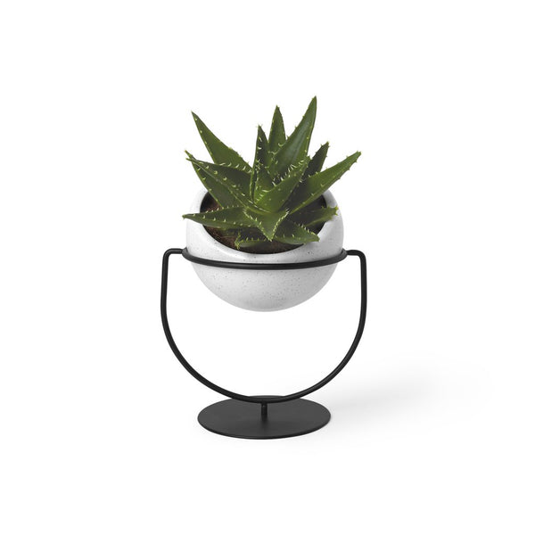 Umbra | Nesta Planter - White Speckle