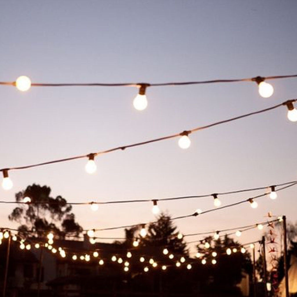 Festoon Lights Indoor Outdoor