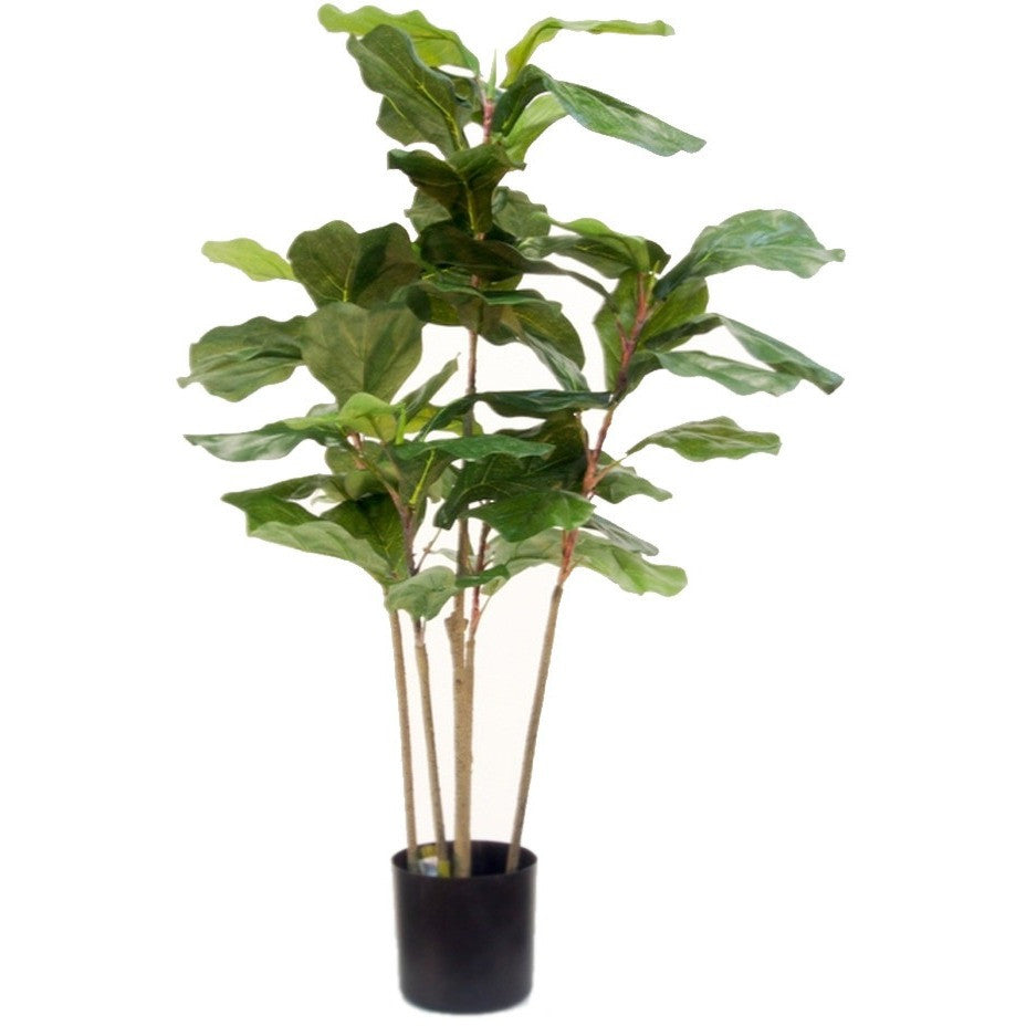 Faux Fiddle Leaf Fig Tree   Various Options