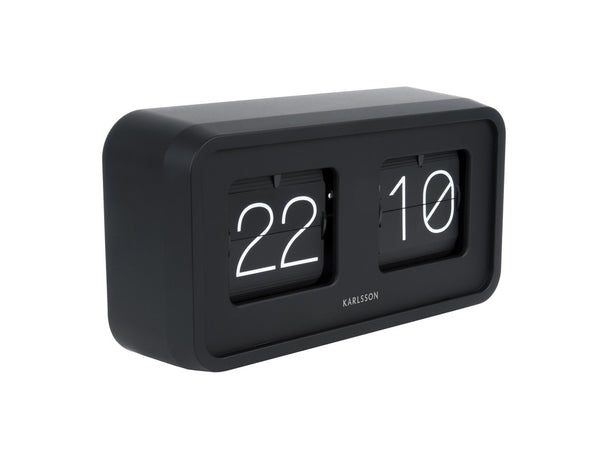Karlsson | Flip clock Bold - Various Colours