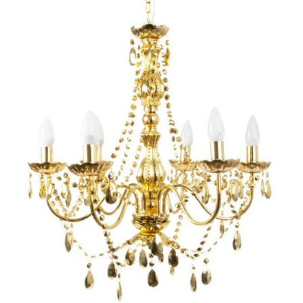 Gold Chandelier - Various Sizes