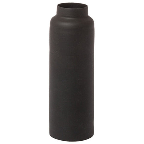 Black Bottle Vase