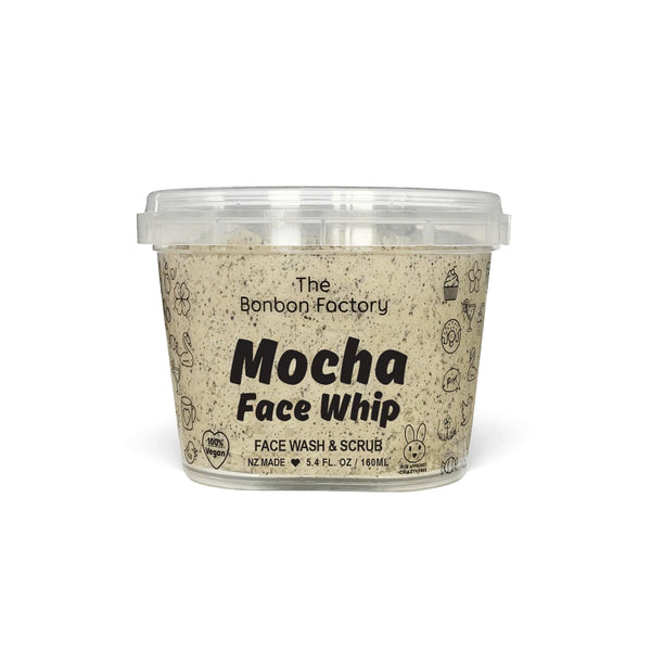 MOCHA FACE WASH | WHIP