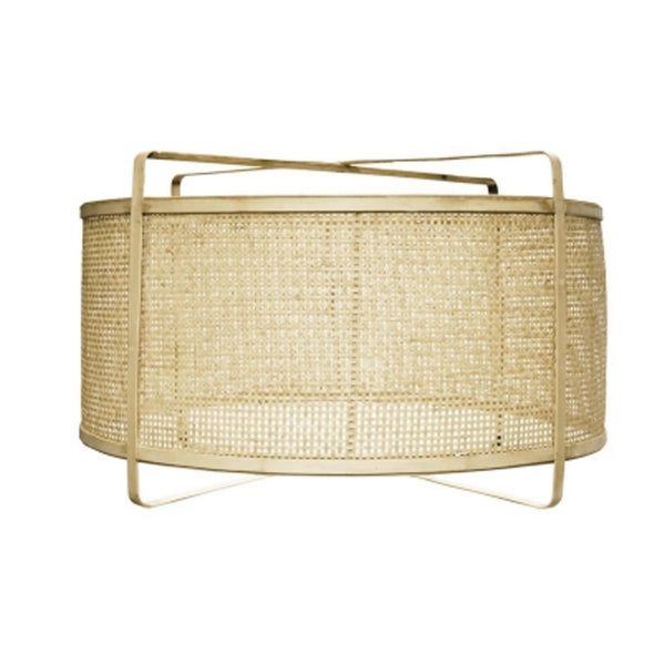 NOBU RATTAN PENDANT SHADE - NATURAL