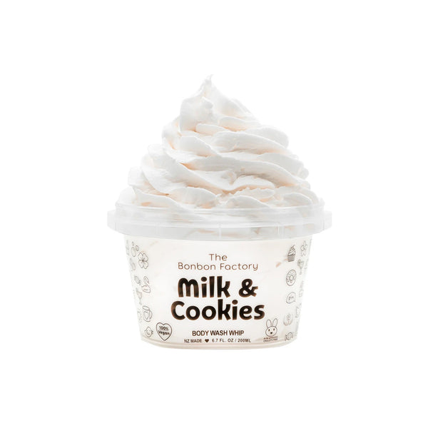 MILK & COOKIES BODY WASH WHIP