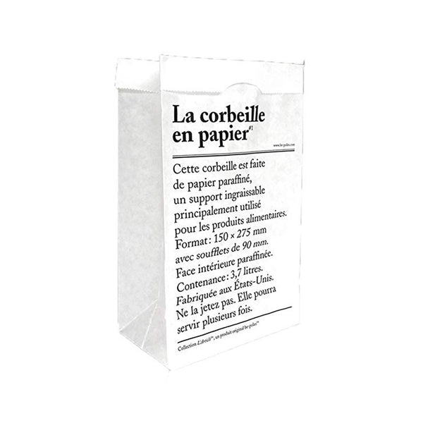 La Corbeille en Papier - The Small Paper Basket
