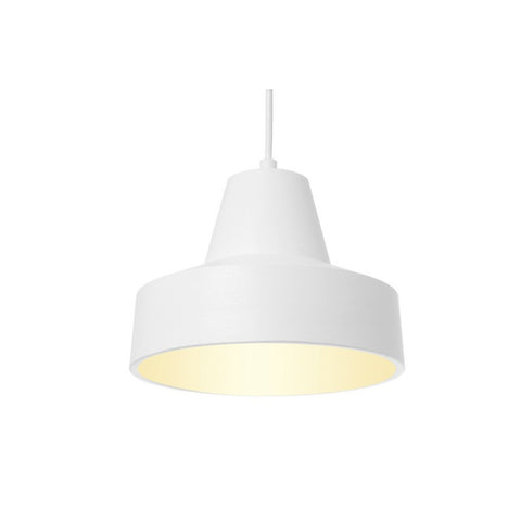Ribble One White Pendant Lamp - Leitmotiv