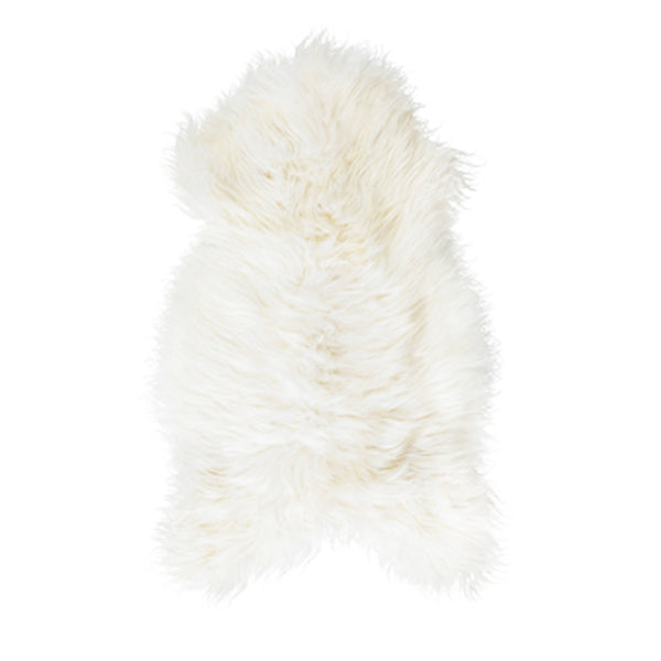 Icelandic Sheepskin - White