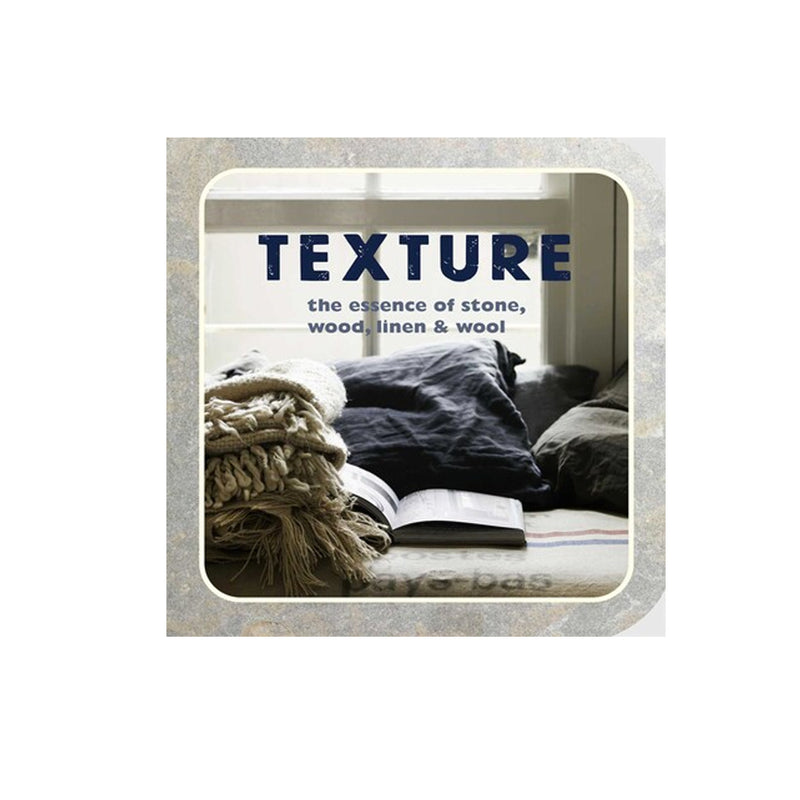 Texture | The essence of stone, wood, linen & wool