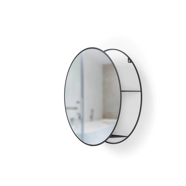 UMBRA | CIRKO MIRROR AND STORAGE UNIT