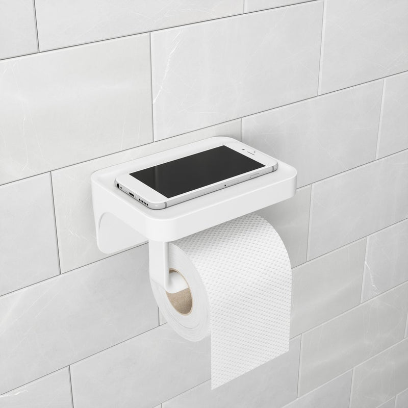 UMBRA | FLEX SURELOCK TOILET PAPER HOLDER