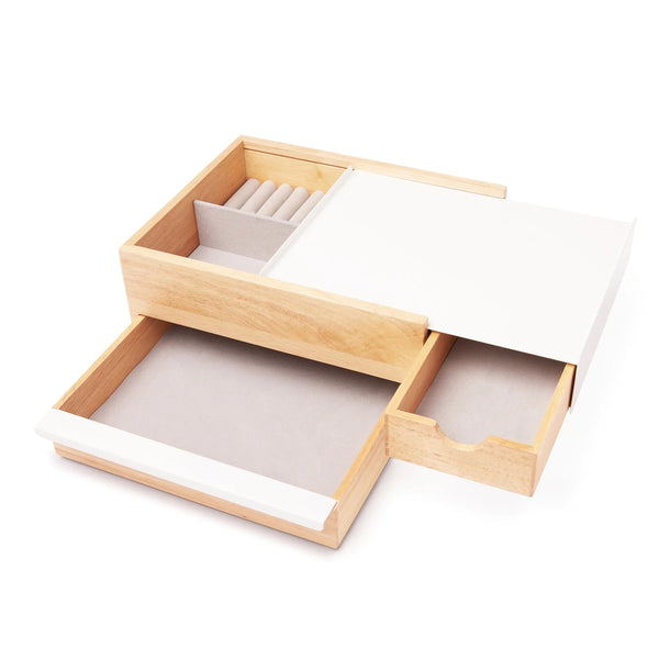 UMBRA | STOWIT JEWELRY BOX NATURAL