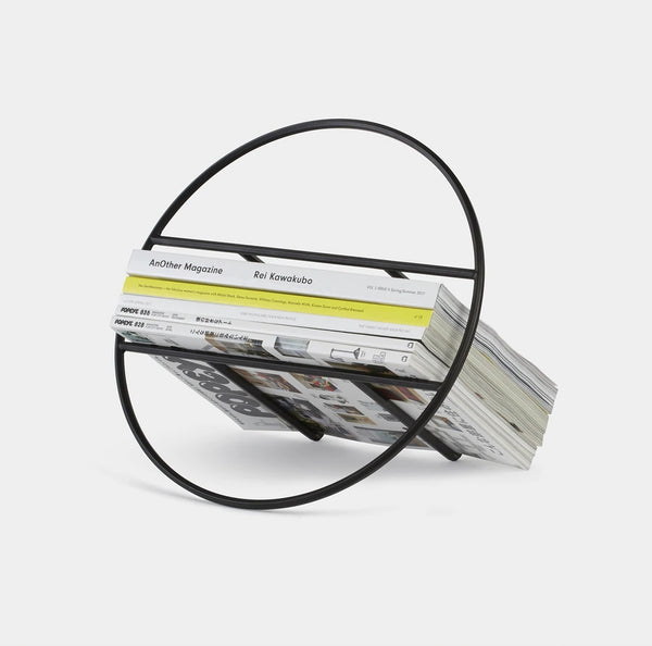 UMBRA | HOOP MAGAZINE RACK