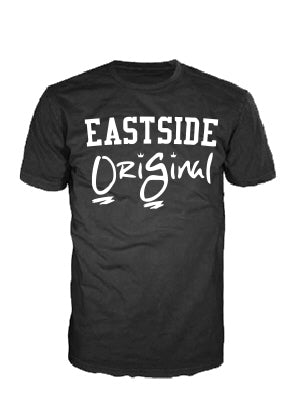 OriGinal BLACK/WHITE SHIRT  - NORTHSIDE - EASTSIDE- WESTSIDE - SOUTHSIDE