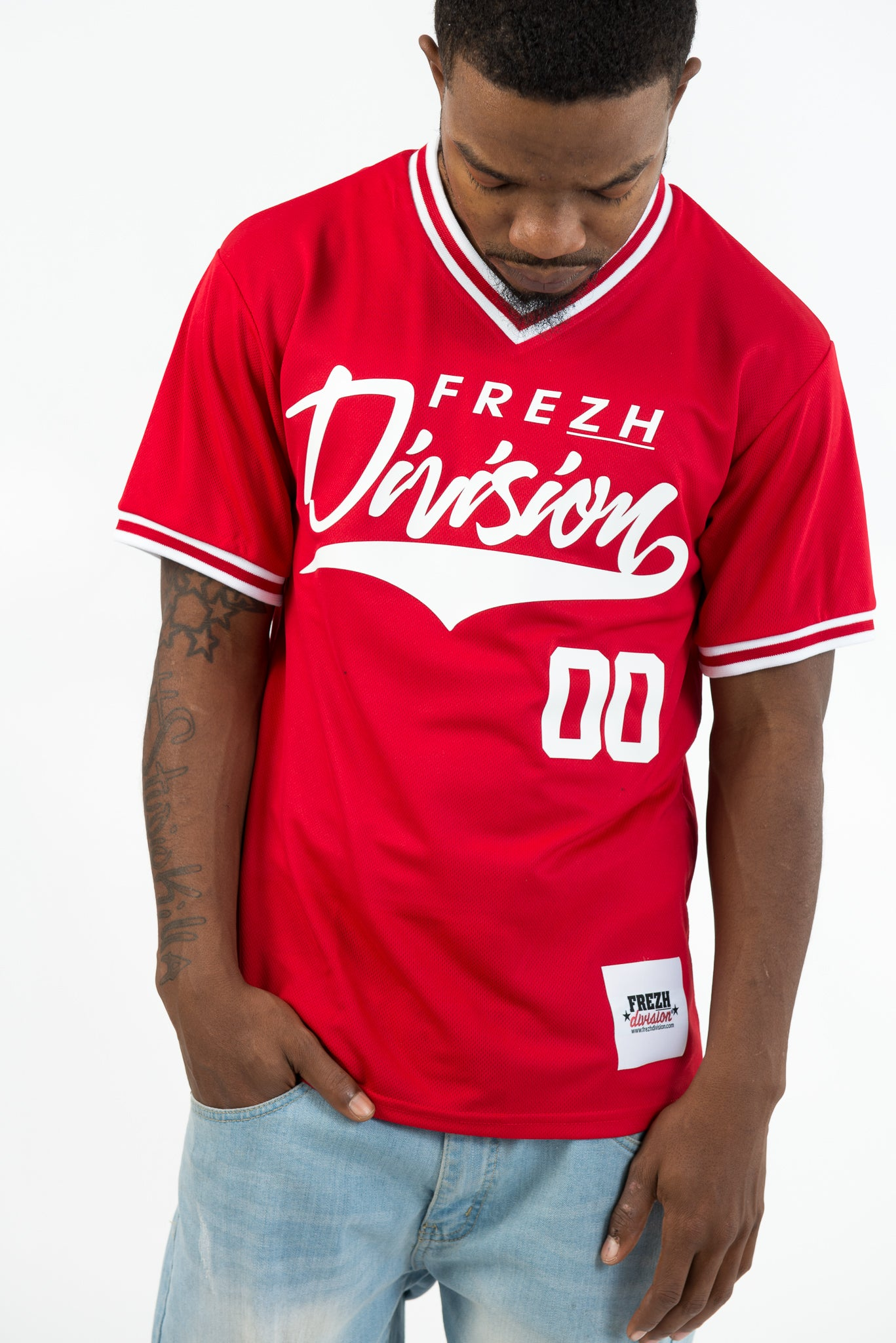 FREZH DIVISION JERSEY