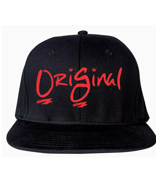 OriGinal Snapback Black/Red