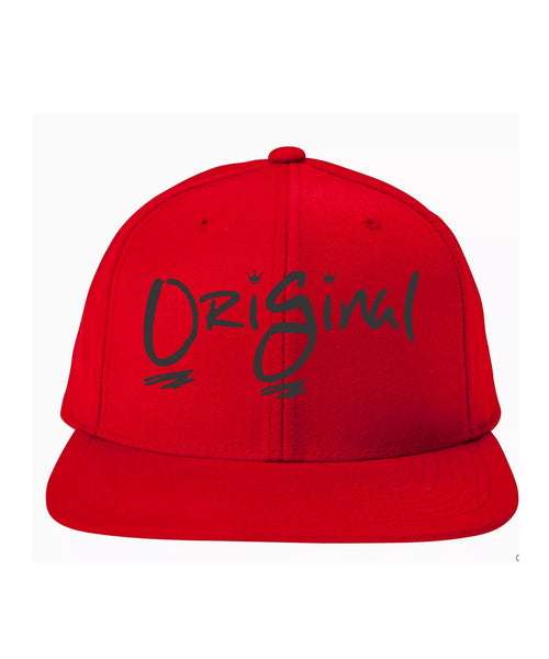 OriGinal Snapback Red/Black