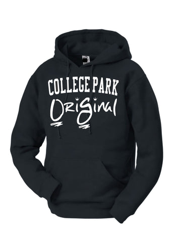 College Park OriGinal Short Sleeve Blk/Red  print
