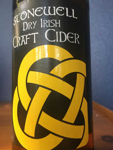 Stonewell Dry Craft Cider Case of 12