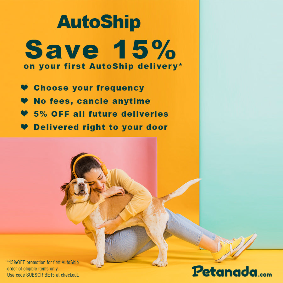 free shipping petanada pet food store